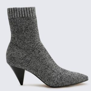 Sock Fabric Booties